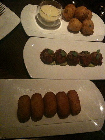 Noogies Birthday Dinner, THE BAZAAR® at SLS by Jose Andres