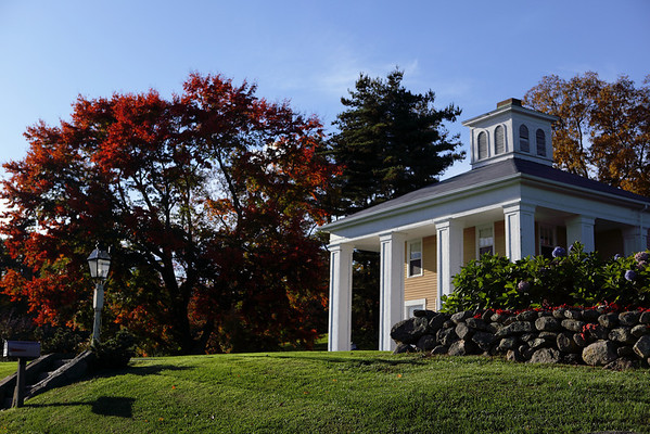 New England October 2009